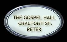 The Gospel Hall in Chalfont St. Peter